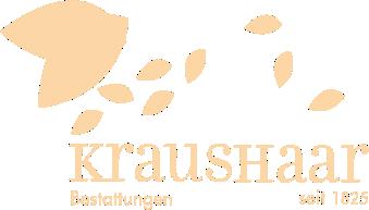 Kraushaar Bestattungen - Logo